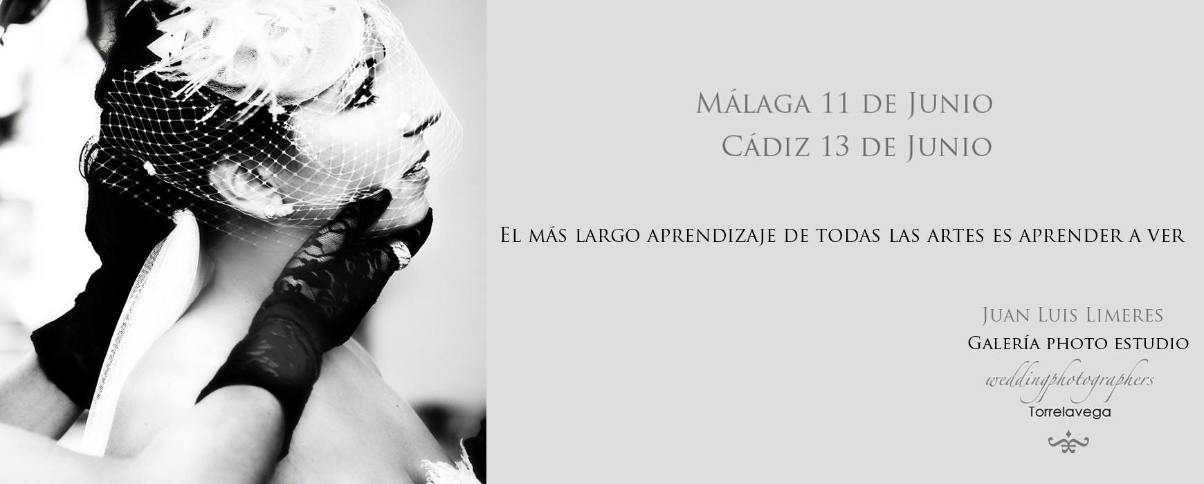 Workshop en Málaga y Cádiz
